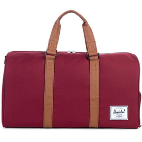 Herschel Novel Duffle Windsor Wine/Tan